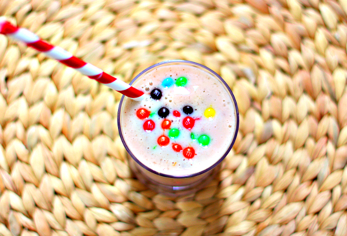 Banana MM Crunch Smoothie