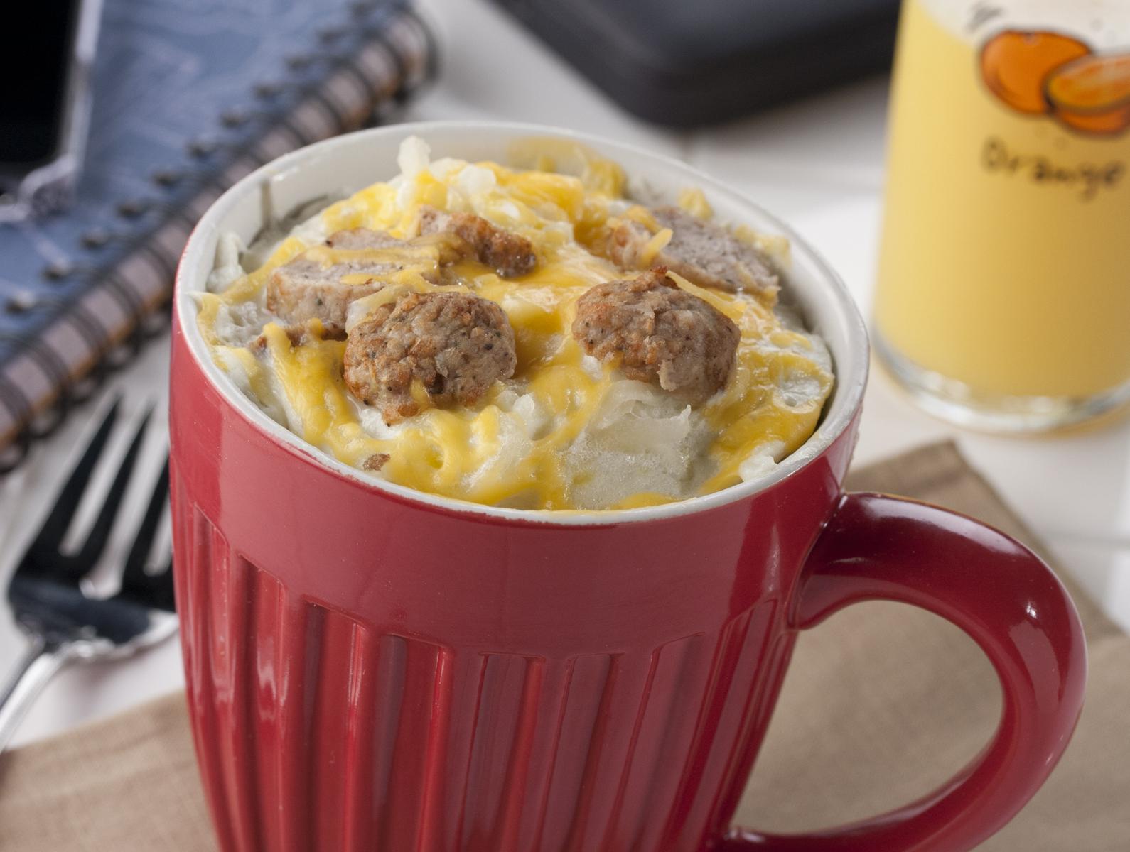 Breakfast In A Mug Recipe Easy Home Meals