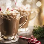 Candy Cane Mocha Hot Chocolate