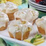 Lemon Pinwheel Rolls