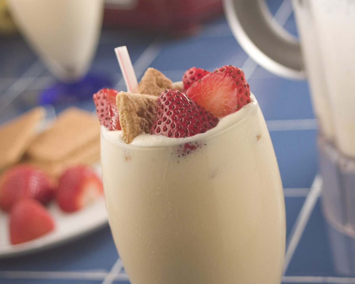MFTK Strawberry Cheesecake Milkshake