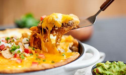Borden Taco Pie