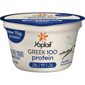 Yoplait Greek Vanilla