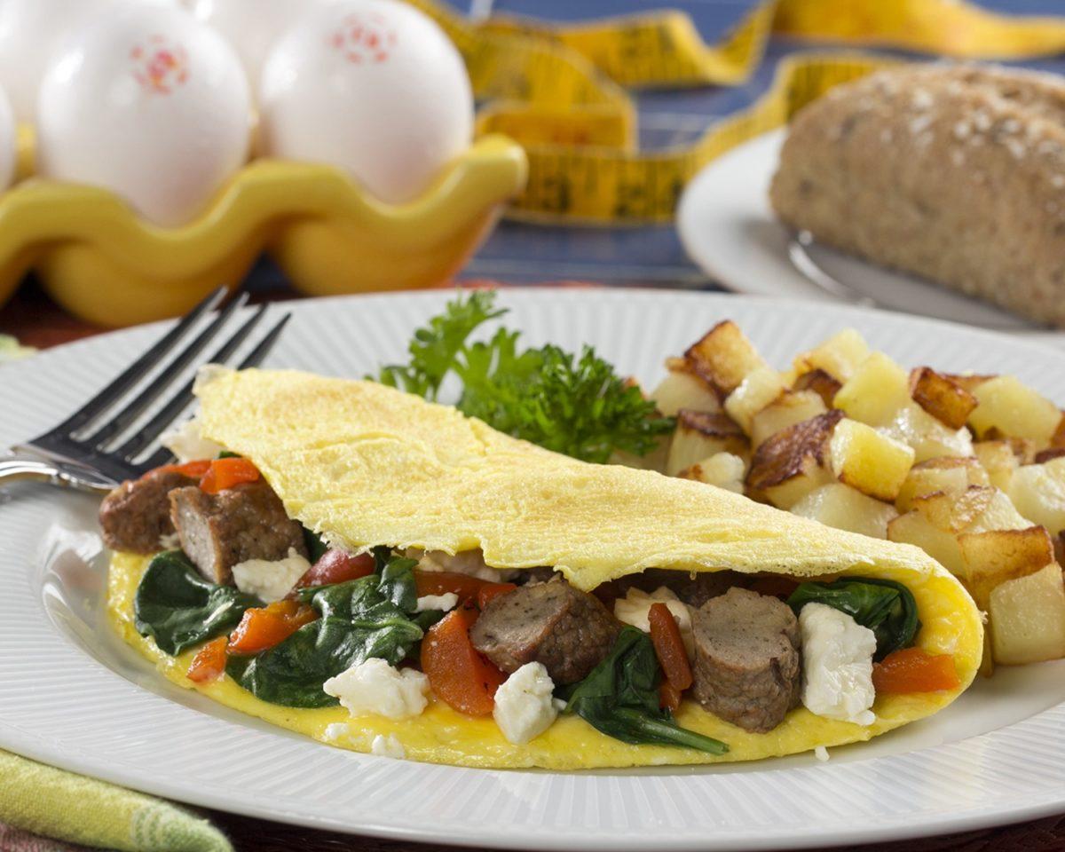 Crazy Good Omelette