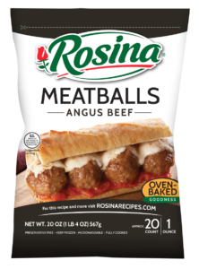 Rosina Angus Meatballs