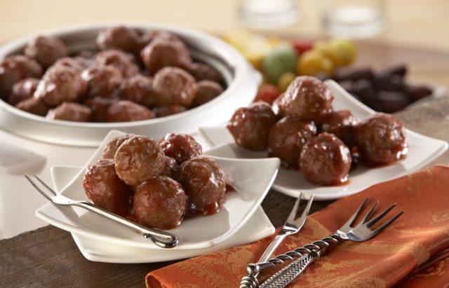 Dijon Meatballs