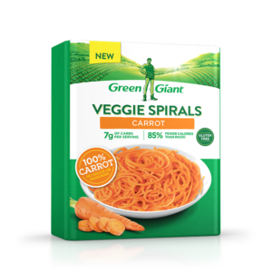 Green Giant Veggie Spirals™ Carrot