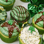 International Delight Irish Cream Cupcakes