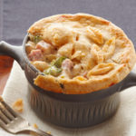 Ham and Cheese Potpie