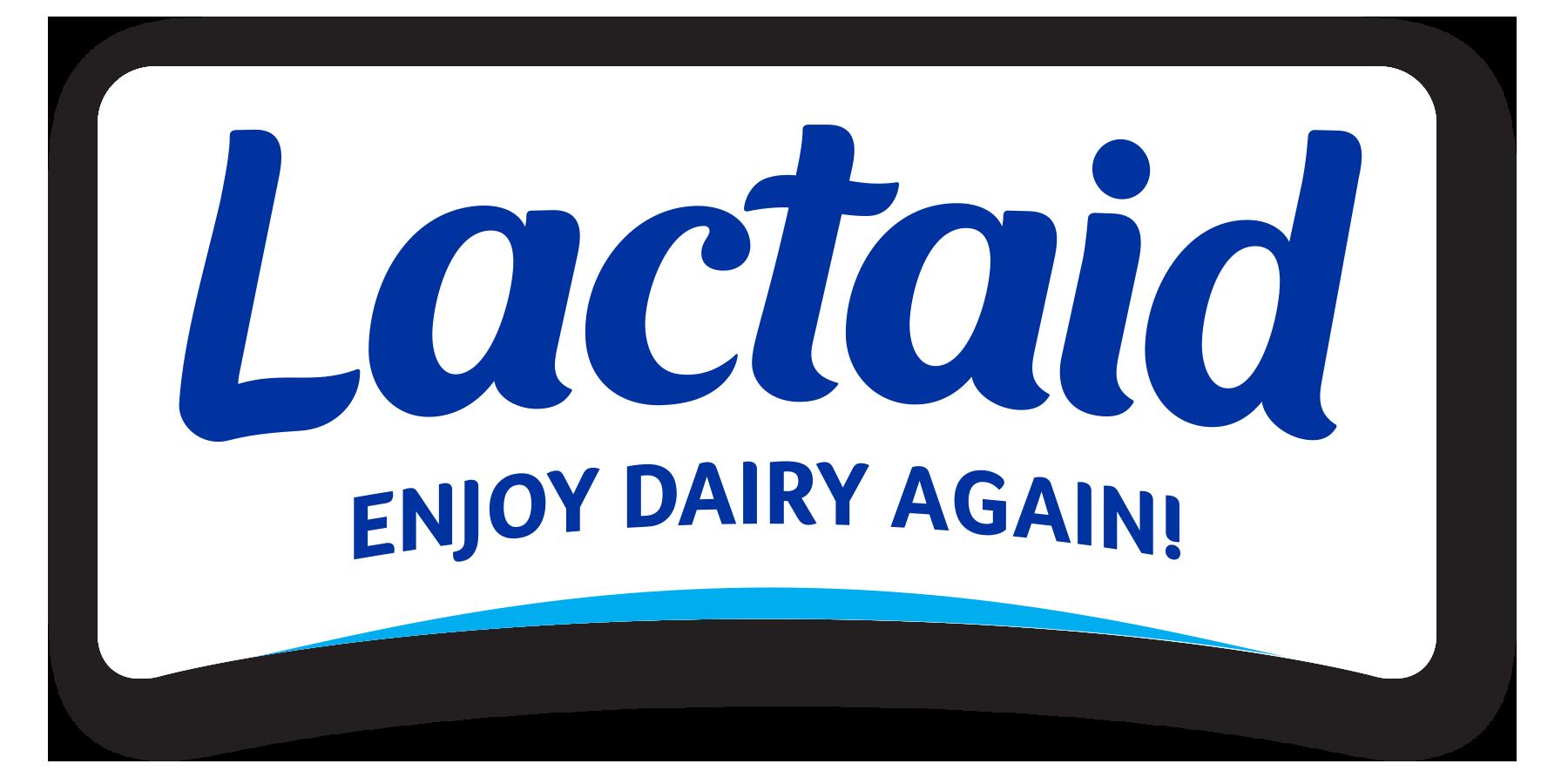 Lactaid logo 2018