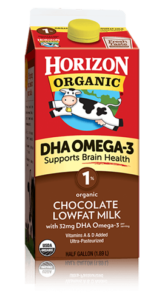 Horizon Organic Chocolate Milk DH
