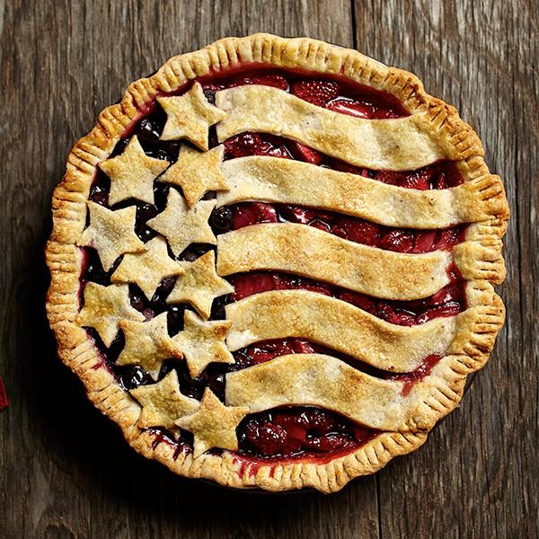 Land O'Lakes American Berry Pie