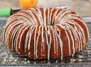 Mr. Food Orange Juice cake