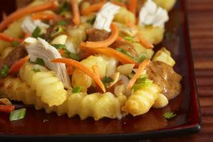 Kraft Chicken Pad Thai Fries