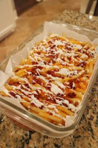 Natalie Loaded Cheese Fries