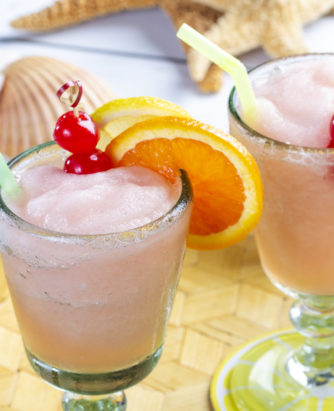 Frozen Whiskey Sour