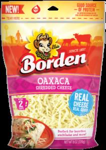 Borden Oaxaca Cheese Shreds
