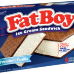 Fat Boy Vanilla Ice Cream Sandwich