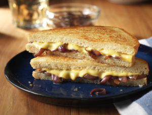 Kraft Smoky French Onion Grilled Cheese