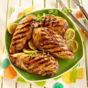 Land O Lakes Grilled Lemon Pepper Chicken