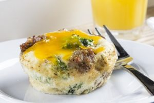 MFTK Sunshine Breakfast Muffin Cups