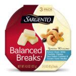 Sargento Balanced Breaks White Cheddar Cash