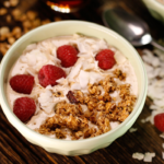 Silk Oatmeal Cookie Smoothie Bowl