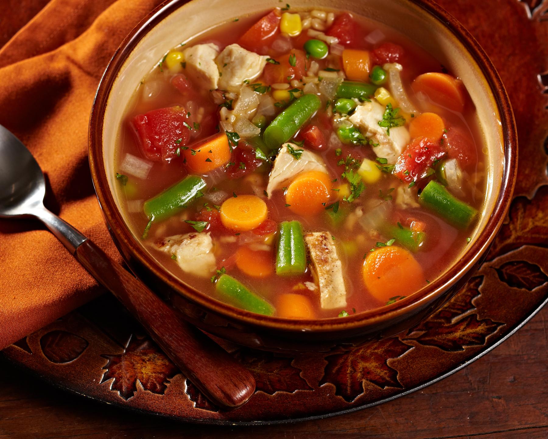 Birds Eye Chicken Vegetable Soup