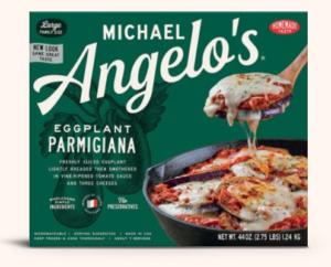 Michael Angelos Eggplant Parm