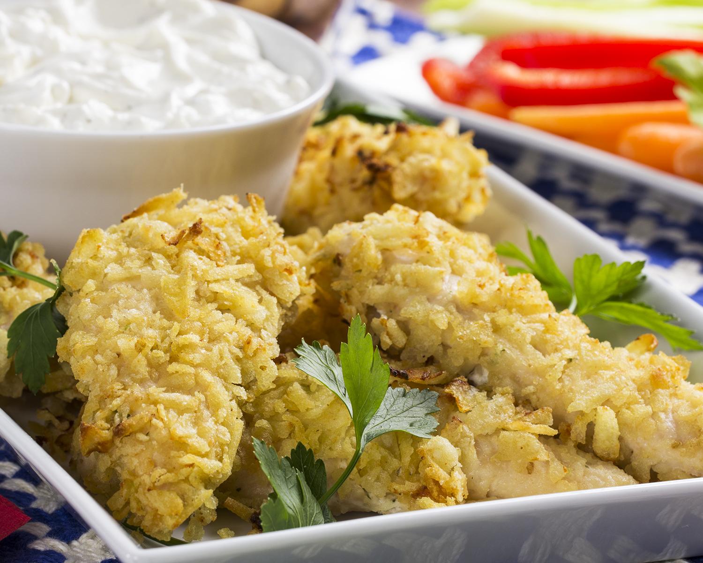 MFTK Heluva Good Chip & Dip Chicken