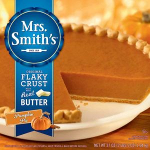 Mrs Smiths Pumpkin Pie