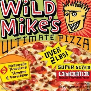 Wild Mikes Combination Pizza