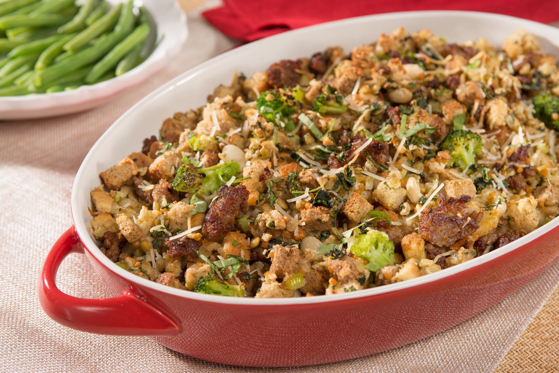 Italian Whole Grains Country Stuffing