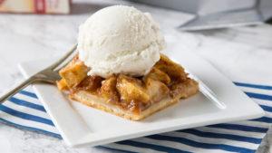 Pillsbury apple pie bars