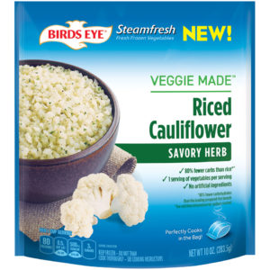 Birds Eye Riced Cauliflower