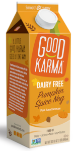 Good Karma Pumpkin Spice Nog