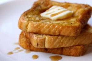 Kemps Eggnog French Toast