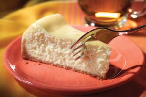 Kraft Eggnog Cheesecake