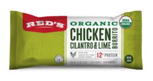 Reds Chicken Burrito