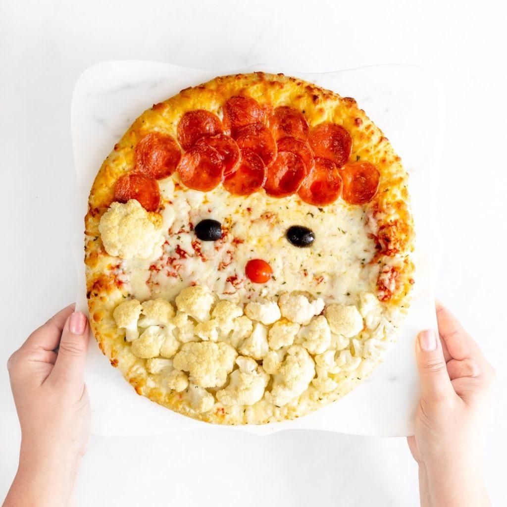Santa Pizza