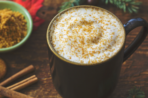 So Delicious Gingerbread Latte