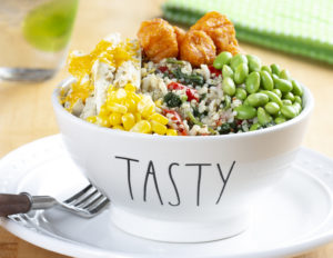 Mr Food All-in-One Quinoa Bowl