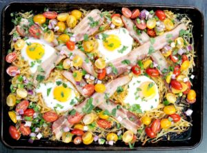 Bobbi Southwestern Sheet Pan Breakfast
