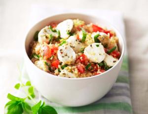 Galbani Caprese Quinoa Salad