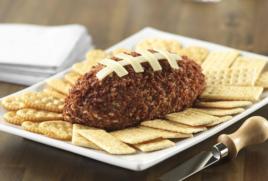Kraft Bacon Jalapeno Cheesy Football