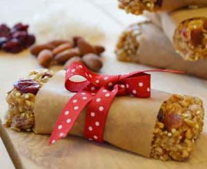 Land O Lakes Cherry Quinoa Granola Bars