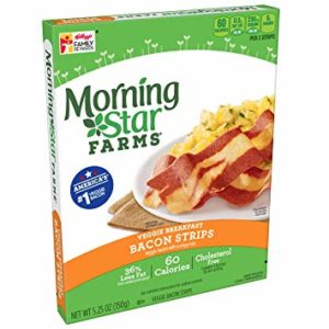 MorningStar Veggie Bacon Strips
