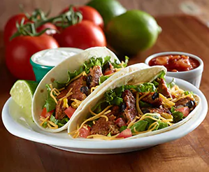 MorningStar Spicy Black Bean Tacos
