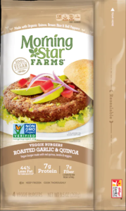 Morningstar Farms Quinoa Burger