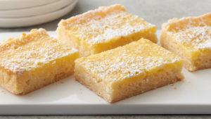 Pillsbury Lemon Bars